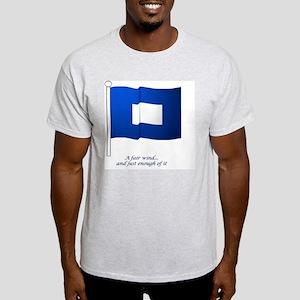bluepeter[9x7] Light T-Shirt